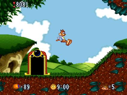 Bubsy Atari Jaguar 31