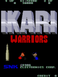 Ikari Warriors Arcade 01