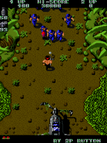 Ikari Warriors Arcade 05