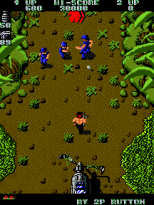 Ikari Warriors Arcade 06