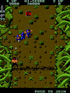 Ikari Warriors Arcade 12