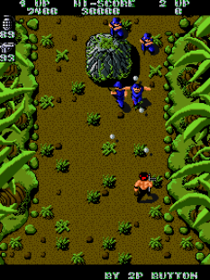 Ikari Warriors Arcade 13