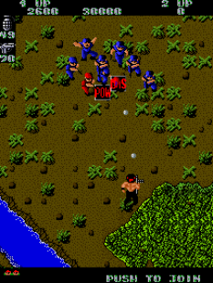 Ikari Warriors Arcade 39