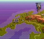Ogre Battle - The March of the Black Queen SNES 08