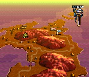 Ogre Battle - The March of the Black Queen SNES 09