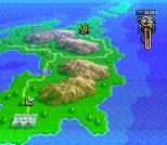 Ogre Battle - The March of the Black Queen SNES 13
