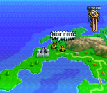 Ogre Battle - The March of the Black Queen SNES 18