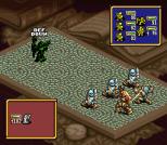 Ogre Battle - The March of the Black Queen SNES 19