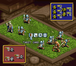 Ogre Battle - The March of the Black Queen SNES 29