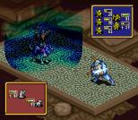 Ogre Battle - The March of the Black Queen SNES 38