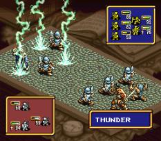 Ogre Battle - The March of the Black Queen SNES 44
