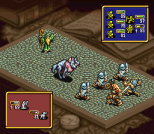 Ogre Battle - The March of the Black Queen SNES 46