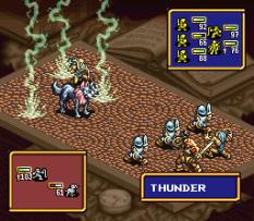 Ogre Battle - The March of the Black Queen SNES 55