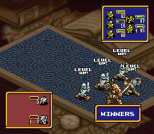 Ogre Battle - The March of the Black Queen SNES 61