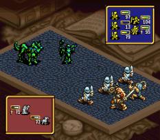 Ogre Battle - The March of the Black Queen SNES 70