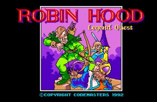 Robin Hood - Legend Quest Amiga 01