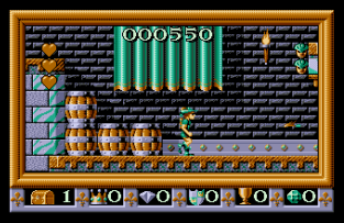 Robin Hood - Legend Quest Amiga 09