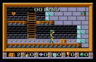 Robin Hood - Legend Quest Amiga 20