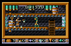 Robin Hood - Legend Quest Amiga 22