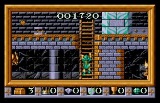 Robin Hood - Legend Quest Amiga 23