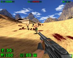 Serious Sam - The First Encounter PC 10