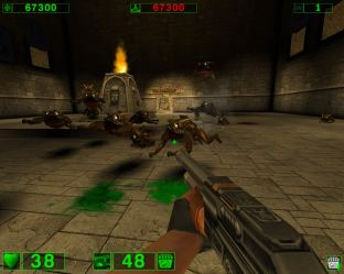 Serious Sam - The First Encounter PC 12