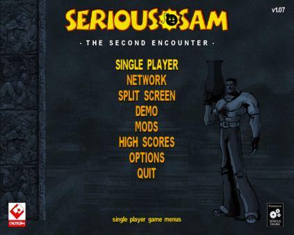 Serious Sam - The Second Encounter PC 01