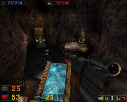 Serious Sam - The Second Encounter PC 64