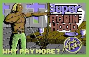 Super Robin Hood C64 01