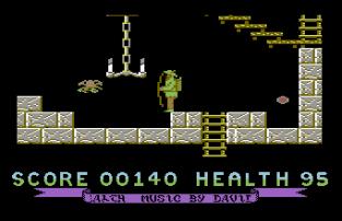 Super Robin Hood C64 09