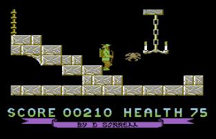 Super Robin Hood C64 12