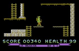 Super Robin Hood C64 20