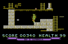 Super Robin Hood C64 21