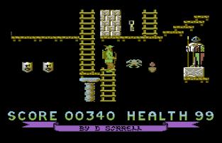 Super Robin Hood C64 23