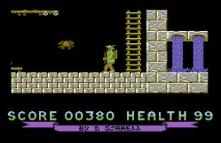 Super Robin Hood C64 31