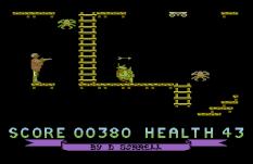 Super Robin Hood C64 33
