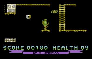 Super Robin Hood C64 34