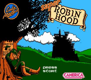 Super Robin Hood NES 01