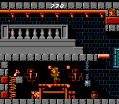 Super Robin Hood NES 10