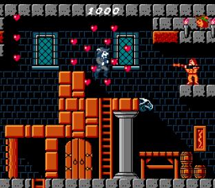 Super Robin Hood NES 12