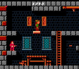 Super Robin Hood NES 34