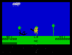The Birds and the Bees ZX Spectrum 10