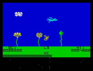 The Birds and the Bees ZX Spectrum 12