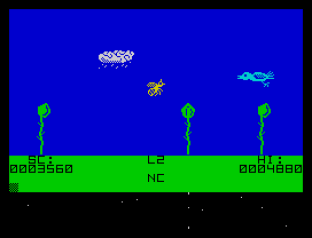 The Birds and the Bees ZX Spectrum 20