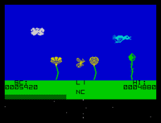 The Birds and the Bees ZX Spectrum 22