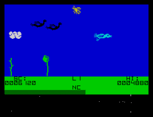 The Birds and the Bees ZX Spectrum 23
