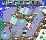 Battle Cross SNES 27