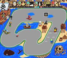 Battle Cross SNES 33