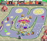 Battle Cross SNES 38