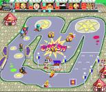 Battle Cross SNES 39